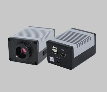 可测量HDMI相机