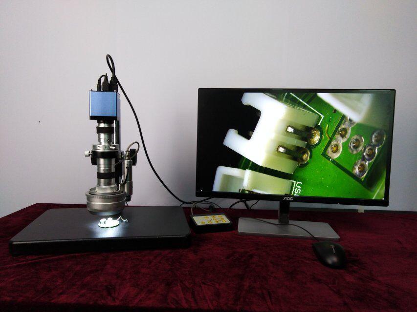 电动三维电视显微镜