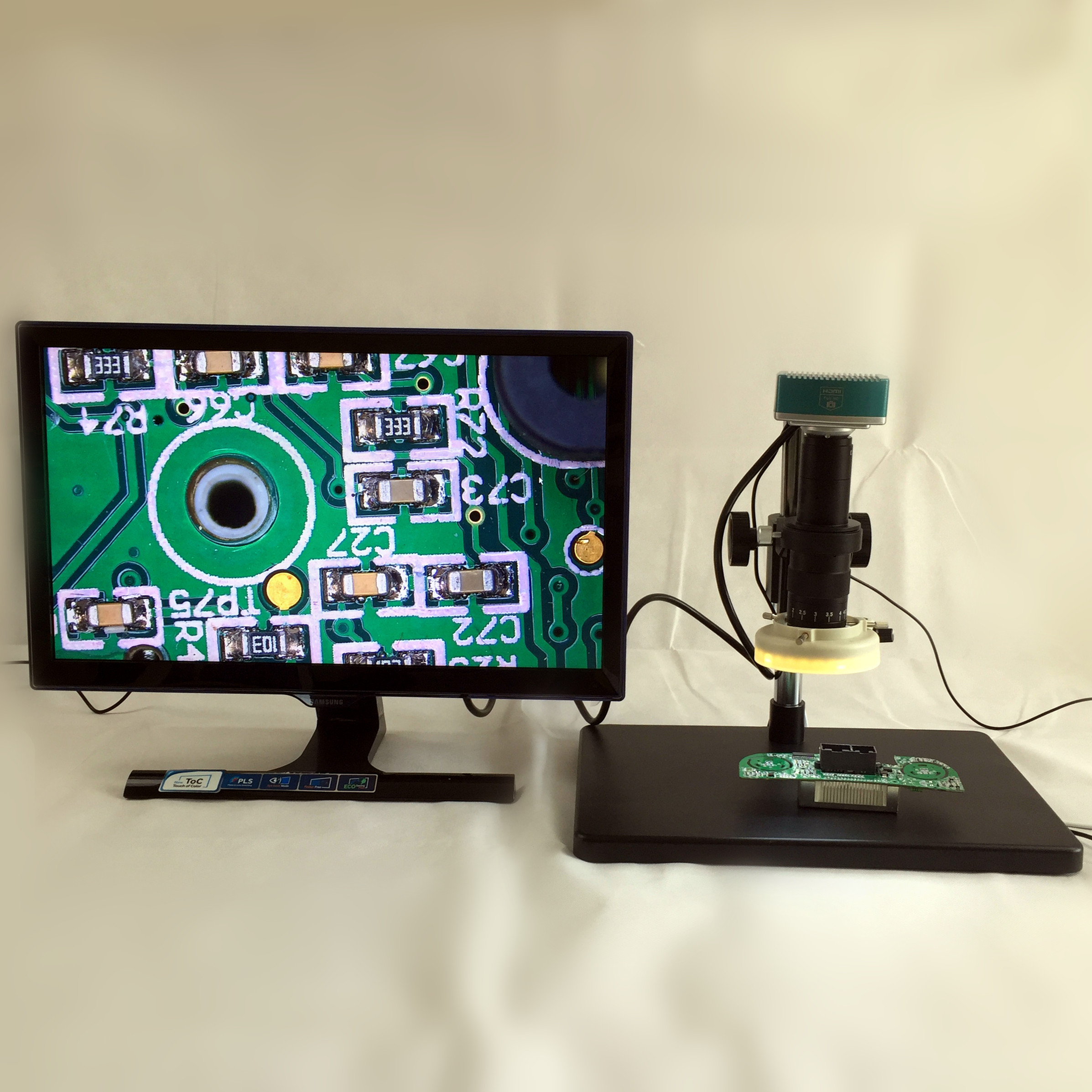 HDMI高清视频显微镜