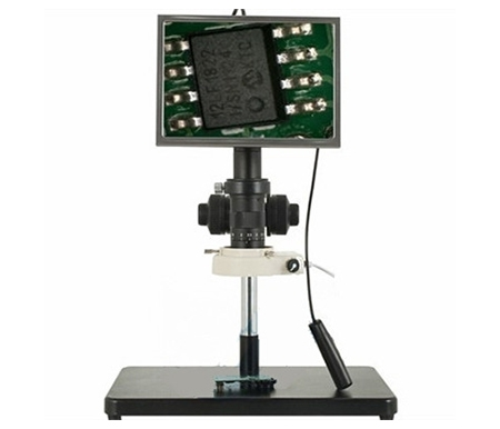 广州一体化高清视频显微镜