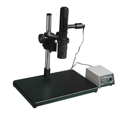 同轴光视频显微镜