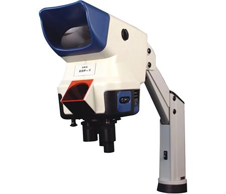大视场显微镜