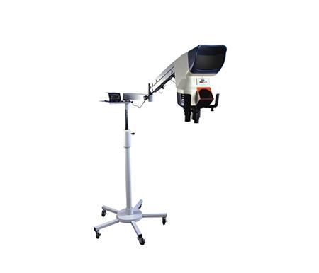 落地式大视场显微镜