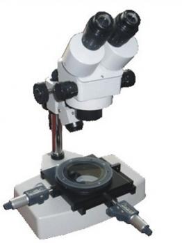 显微镜配测量工作台