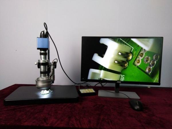 上海电动三维电视显微镜