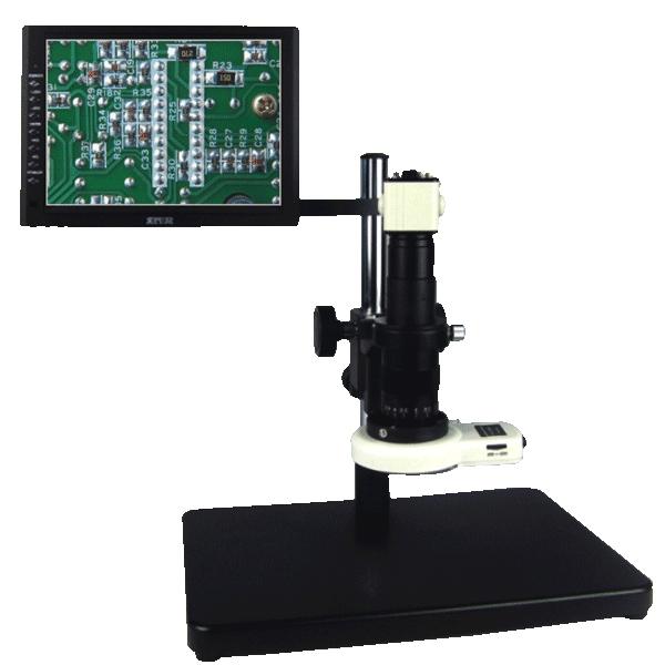 200W像素高清视频显微镜