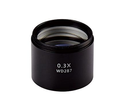 物镜0.3X